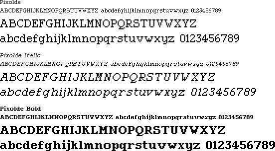 pixolde_alphabet